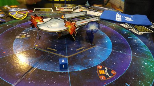 Board Game: Star Trek Panic
