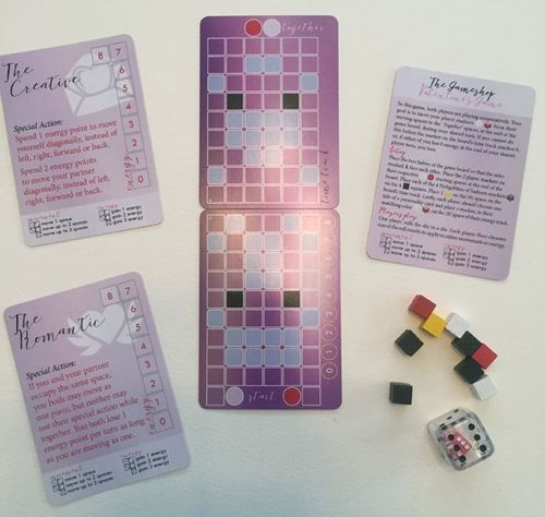 Board Game: Gameshop Valentine's Game
