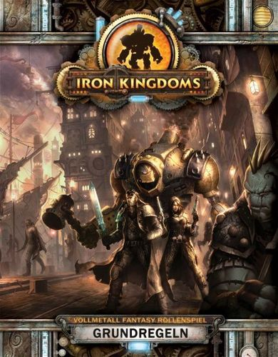 Iron Kingdoms - A review from a Pathfinder Player | Iron