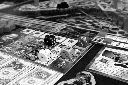 Board Game: Der Pate