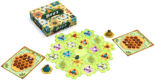 Board Game: Beez