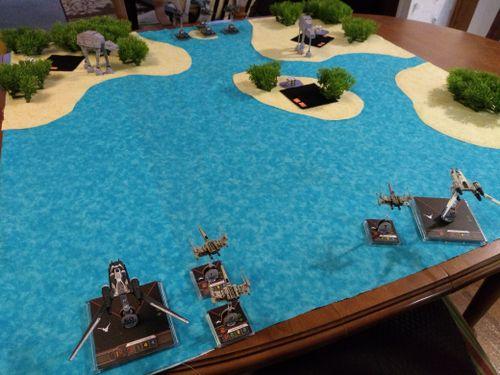 Battle of Scarif (Rebel View)