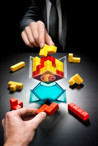 Board Game: Cube Duel