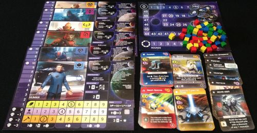 Board Game: Master of Orion: The Board Game