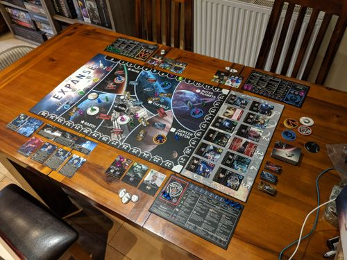Board Game: Pax Expanse