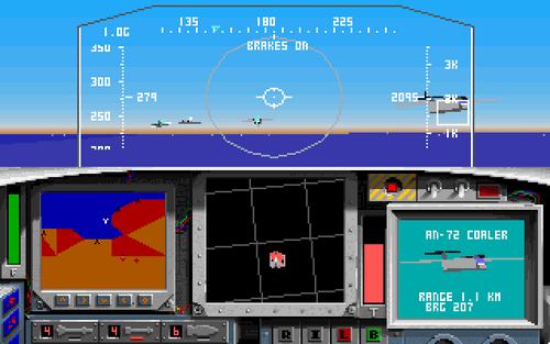 Sid Meier Is My Co-Pilot   F-15 Strike Eagle II   VideoGameGeek