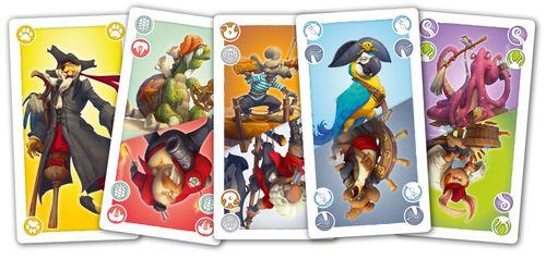Board Game: Piña Pirata