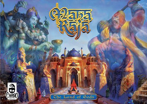 Board Game: Maharaja