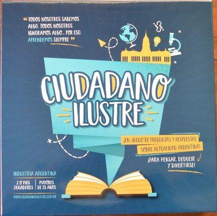 Board Game: Ciudadano Ilustre
