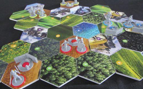 Board Game: Elysian Battlefields
