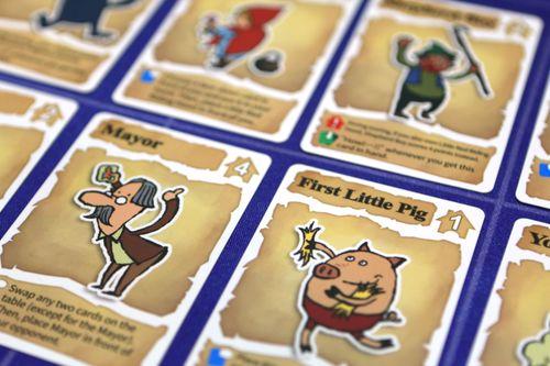 Board Game: Flitting Bad Wolf
