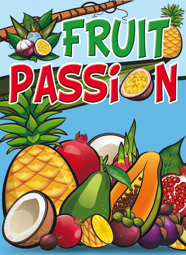 Board Game: Fruit Passion