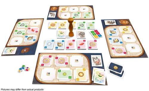 Board Game: Foodie Frenzy