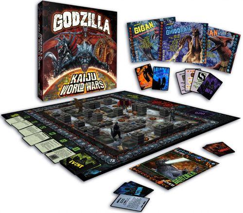Board Game: Godzilla: Kaiju World Wars