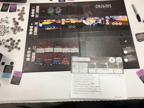 Board Game: Chronicles 1: Origins