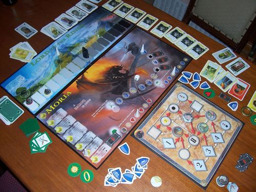 Board Game: The Lord of the Rings: Battlefields