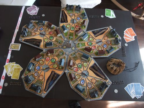 Board Game: Notre Dame