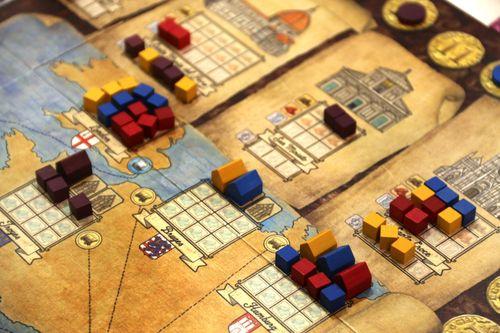 Board Game: Calimala