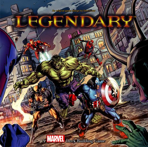 Legendary: A Marvel Deck Building Game - resenha Pic1430769