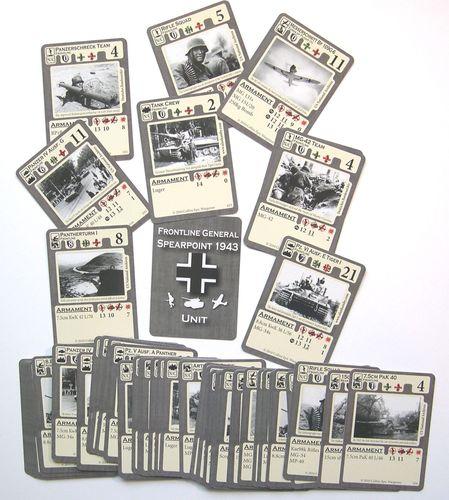 Board Game: Spearpoint 1943