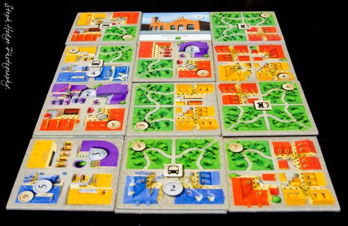 All the Meeples of the Rainbow    BoardGameGeek