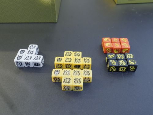 Dice Quality?   Big Trouble in Little China: The Game