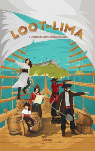 Board Game: Loot of Lima