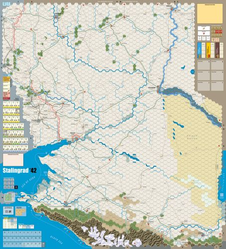 WWII eastern front operational and strategic wargames | BoardGameGeek