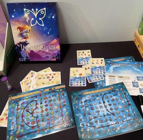 Board Game: Imagician