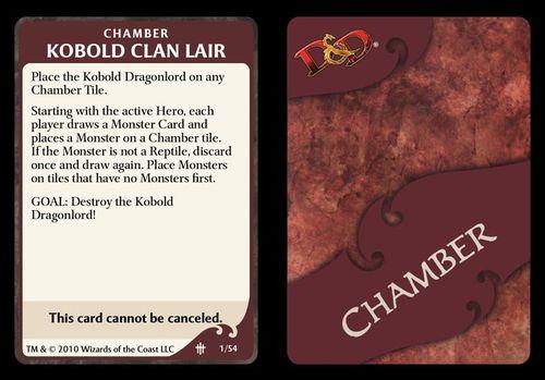 Board Game Card Template