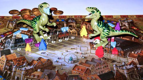 Board Game: Bruges