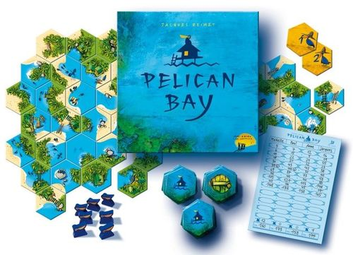 Board Game: Pelican Bay