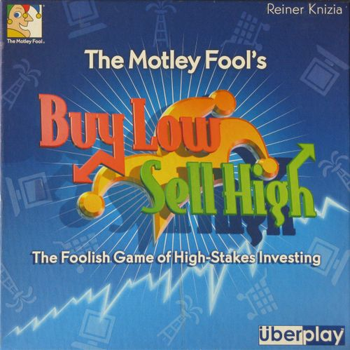 Board Game: Buy Low Sell High