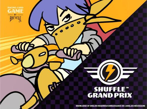 Board Game: Shuffle Grand Prix