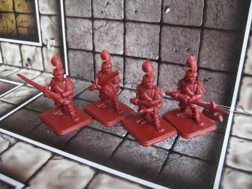 Board Game: HeroQuest: Wizards of Morcar