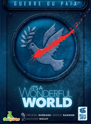 Board Game: It's a Wonderful World: War or Peace