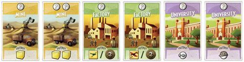 Board Game: The Manhattan Project