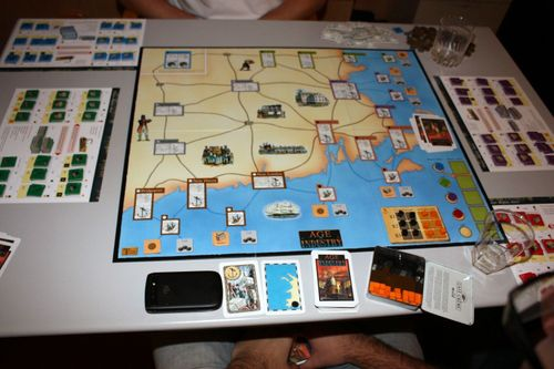 Board Game: Age of Industry