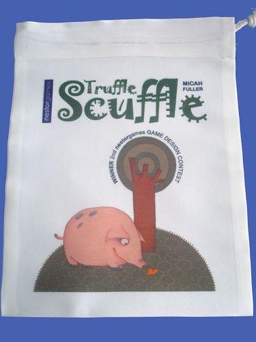 Board Game: Truffle Scuffle