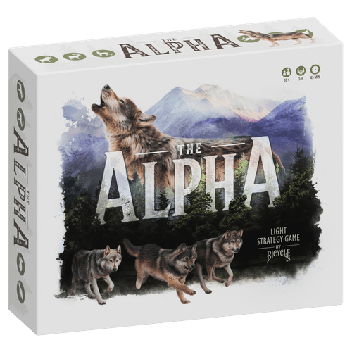 Board Game: The Alpha