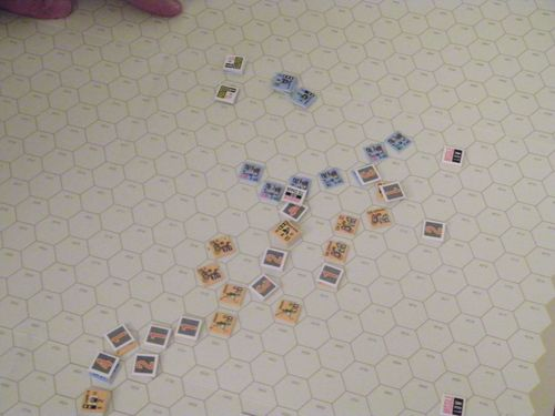 Board Game: Chariots of Fire
