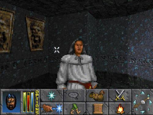 Video Game: The Elder Scrolls: Chapter II Daggerfall
