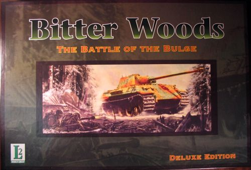 Board Game: Bitter Woods (fourth edition)