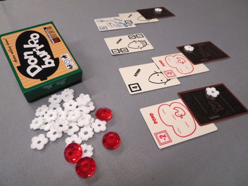 Board Game: Donburiko
