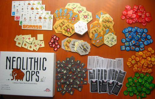 Board Game: Nexus Ops