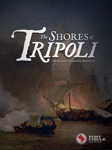 Board Game: The Shores of Tripoli