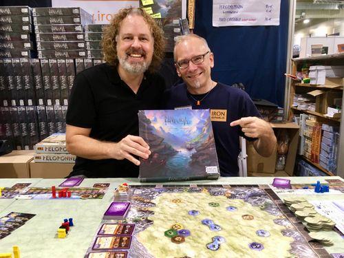 Board Game Designer: Jeffrey D. Allers