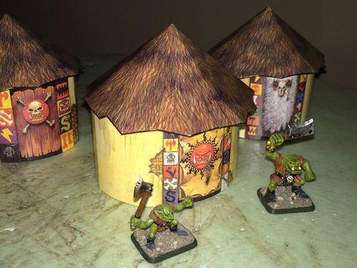 Board Game: Warhammer (Fifth Edition): Idol of Gork