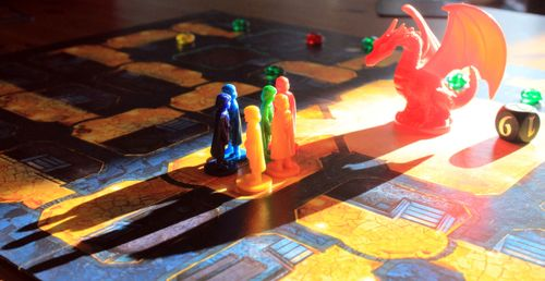 Board Game: Drachenhort