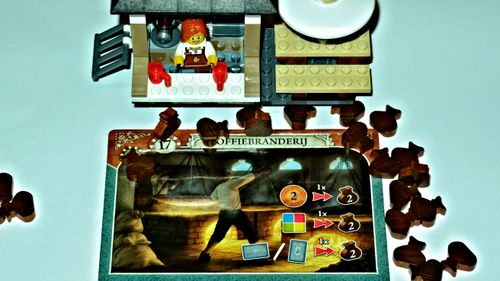 Board Game: Istanbul: Mocha & Baksheesh